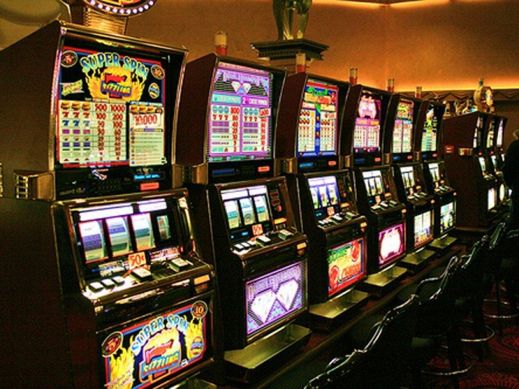 Игровые онлайн автоматы слоты